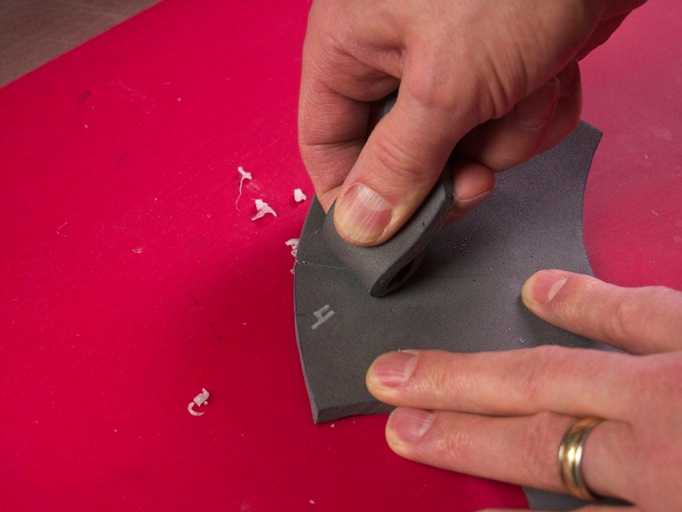 Before You Glue...