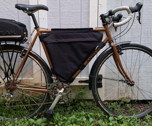 Bicycle Frame Bag!