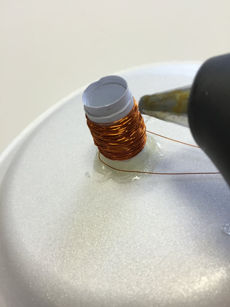 Finishing the Voice Coil