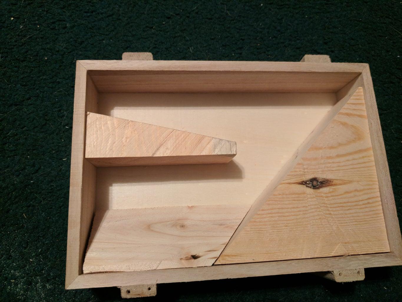 Cutting the Wood (Lid)