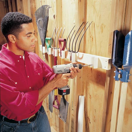 PVC Toolholder