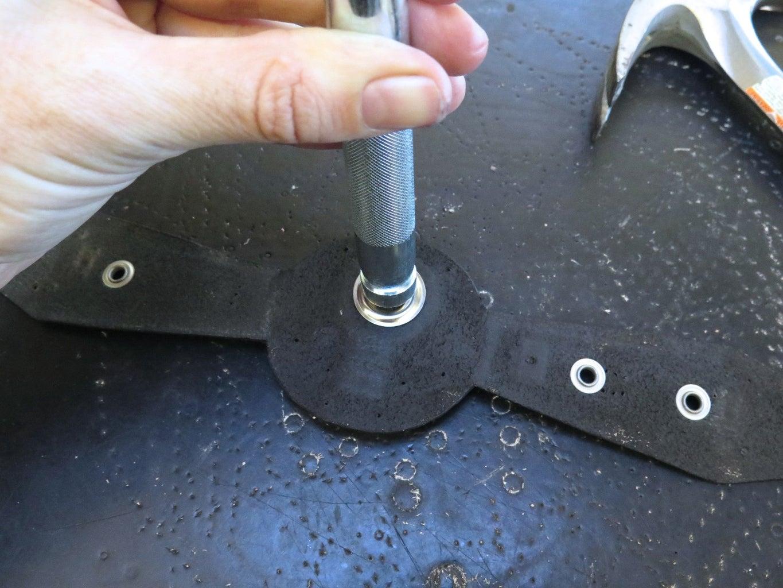 Adding Grommet Details