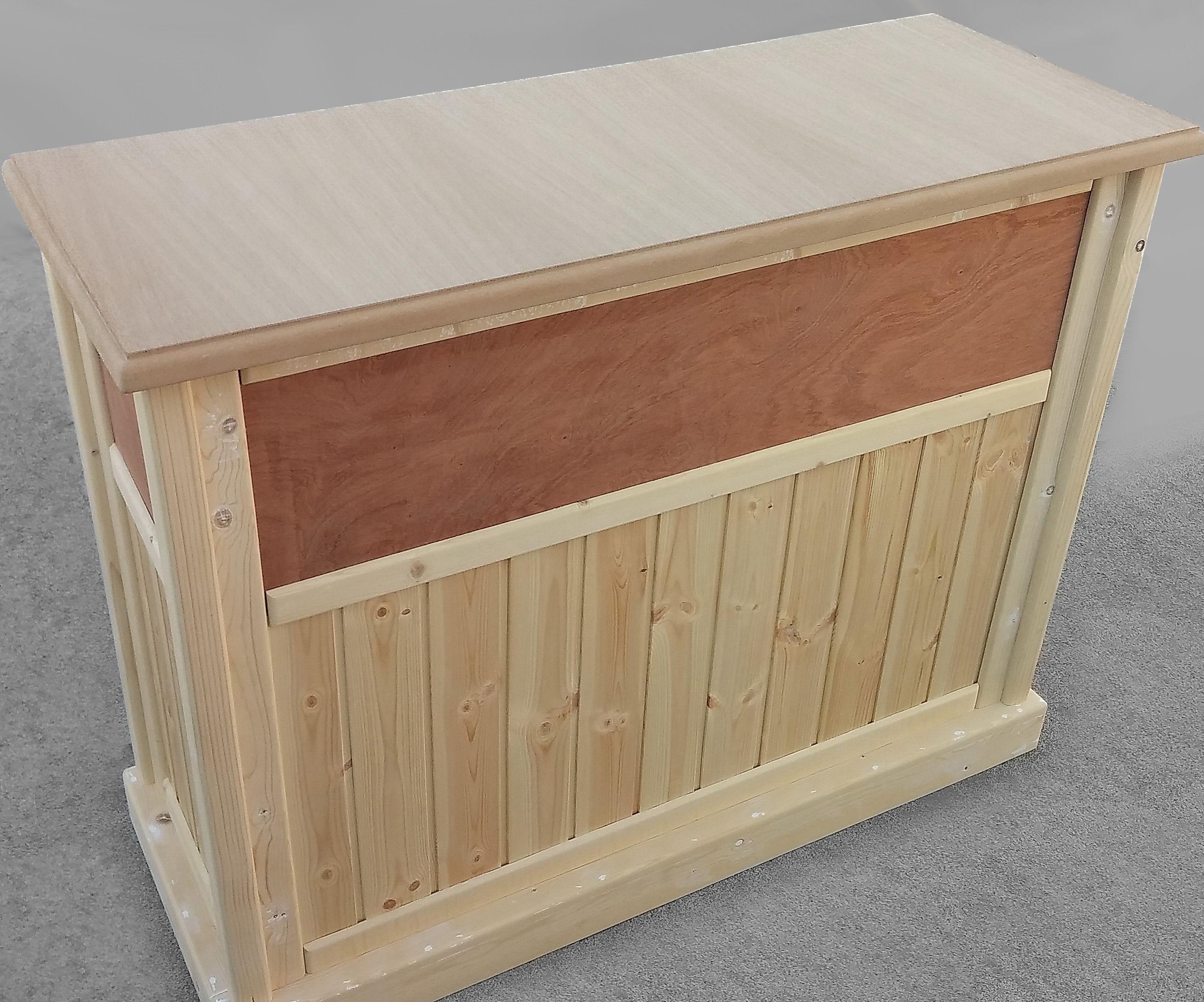Building Custom Shop Counters   Cash Wraps