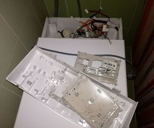 Fixing Whirpool AWE2519 Washing Machine