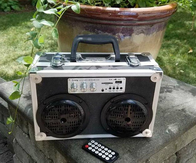 Rugged Outdoor Portable Speaker