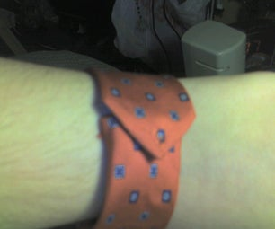 Neck Tie to Bracelet