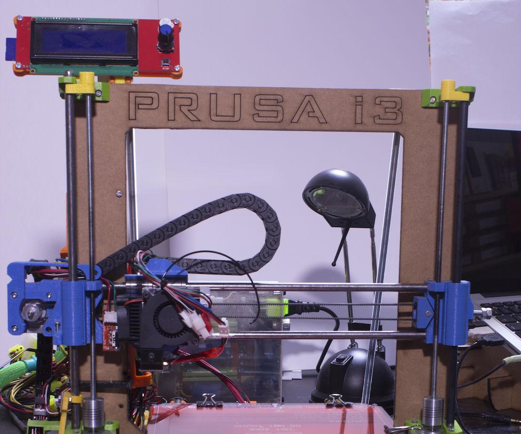 Prusa I3 Hephestos