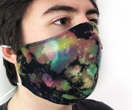 The Great Space Face Mask
