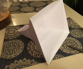 Paper Passive Amplifier Horn for a Phone