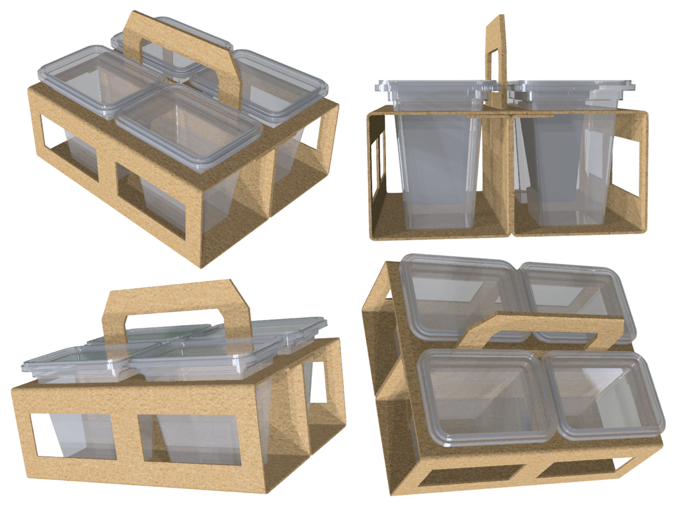 Bag for Containers