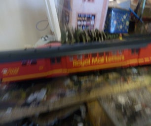 How to Dismantle a Bachmann Model Railway Coach  by Paul Fast Post