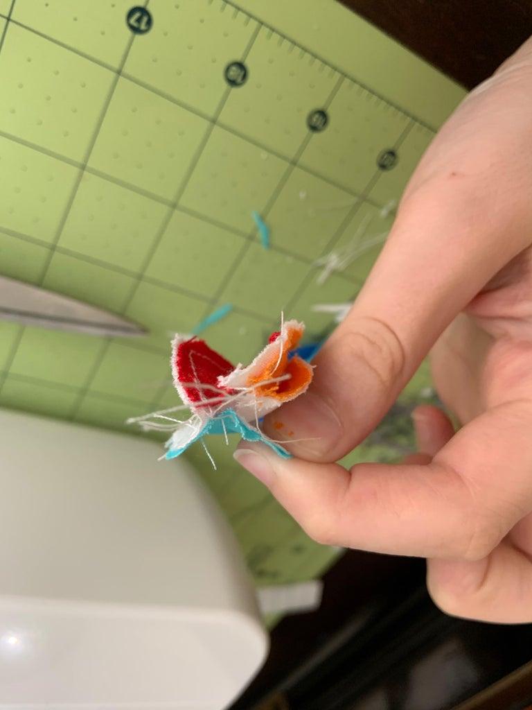 Finish Sewing