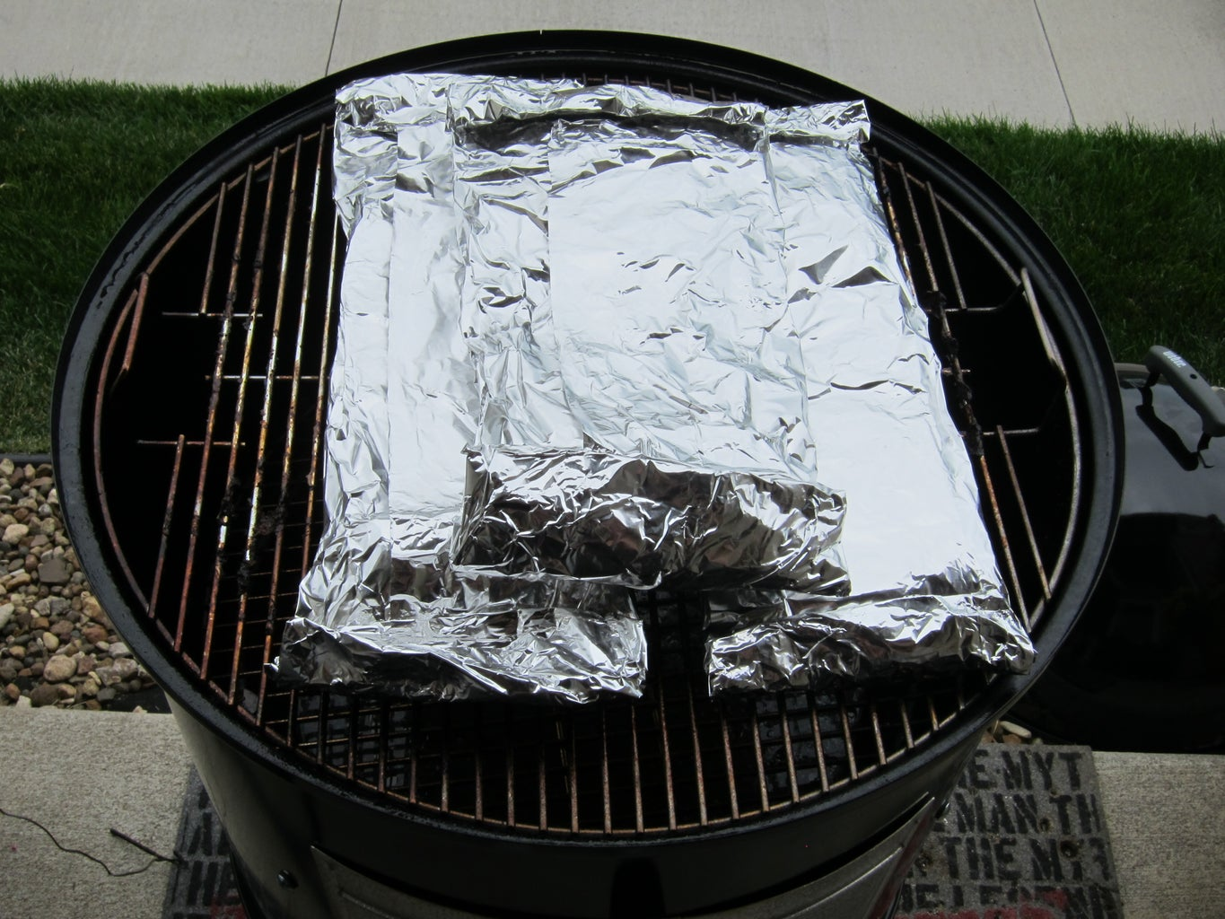 Return Your Wrapped Ribs to the Smoker