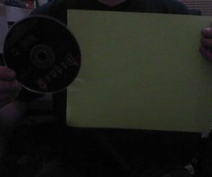Nearly Free CD/DVD Case!