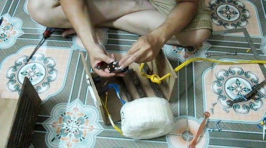 Step 4: Pair and Assembly of Electrical Equipment