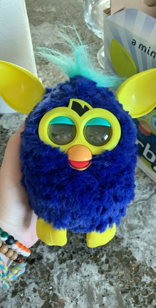 Skinning Your Furby
