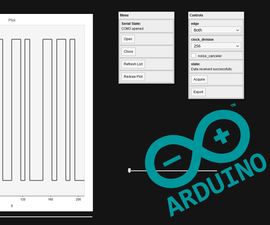 Arduino UNO Logic Sniffer