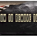 How to remove tan