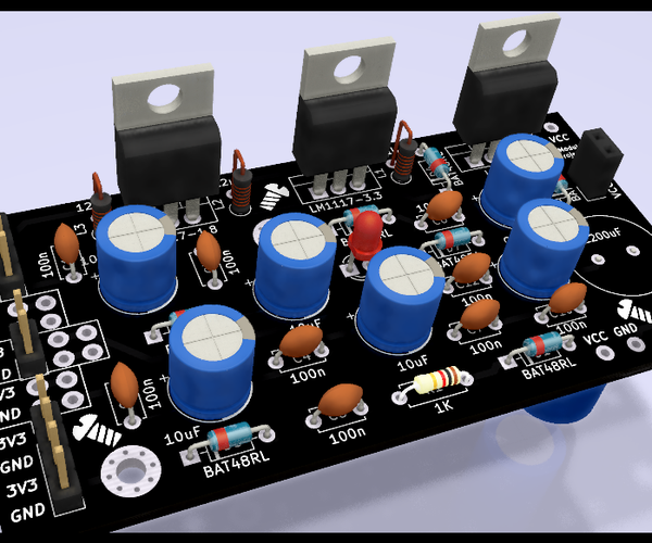 Power Module for Projects