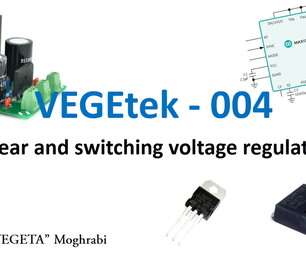 Linear and Switching Voltage Regulators