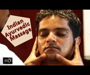 Ayurvedic Indian Massage - ABHYANGA - Relaxing Full Body Massage With Oils
