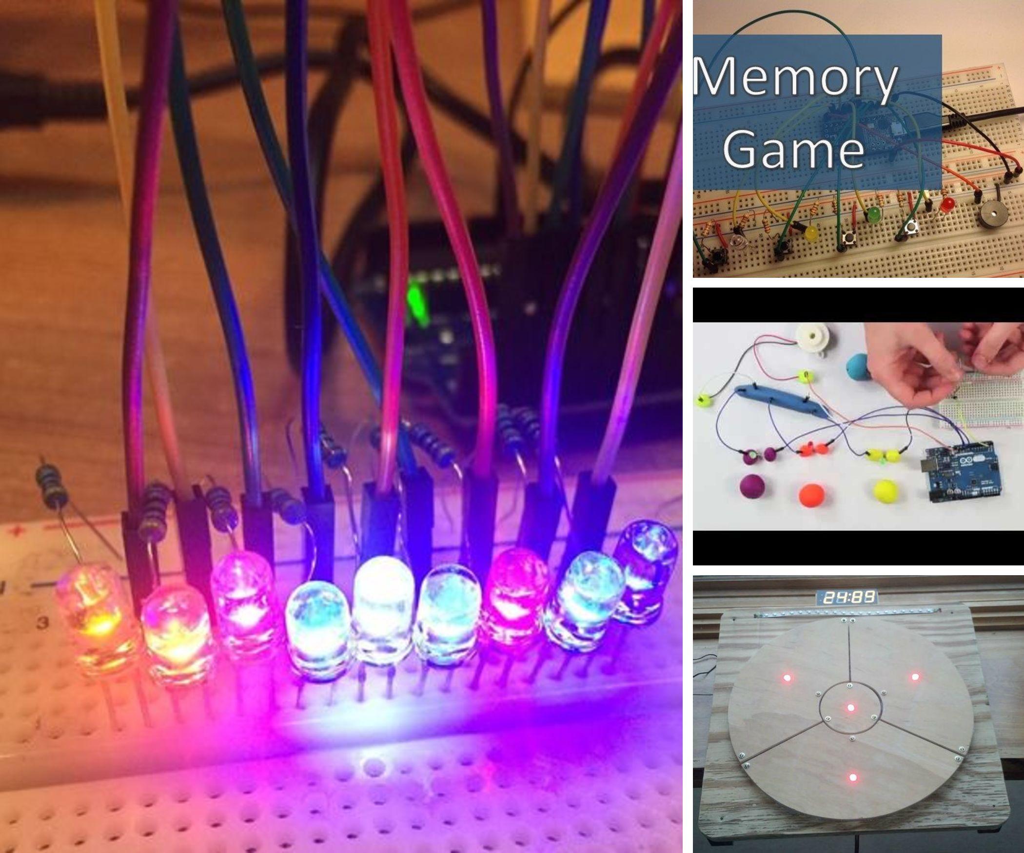 Arduino Games