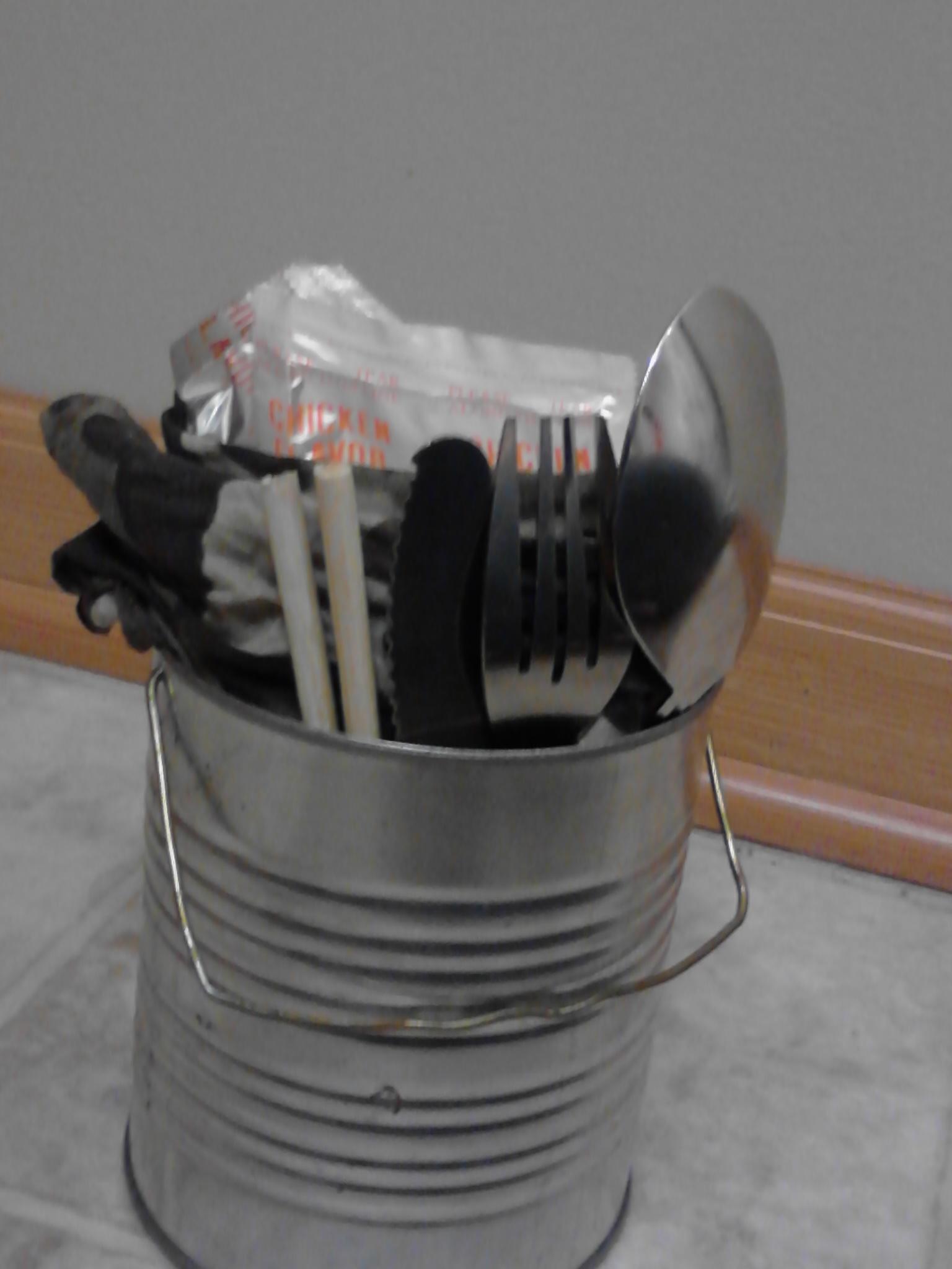 Tin Can Mess Kit / Cook Kit