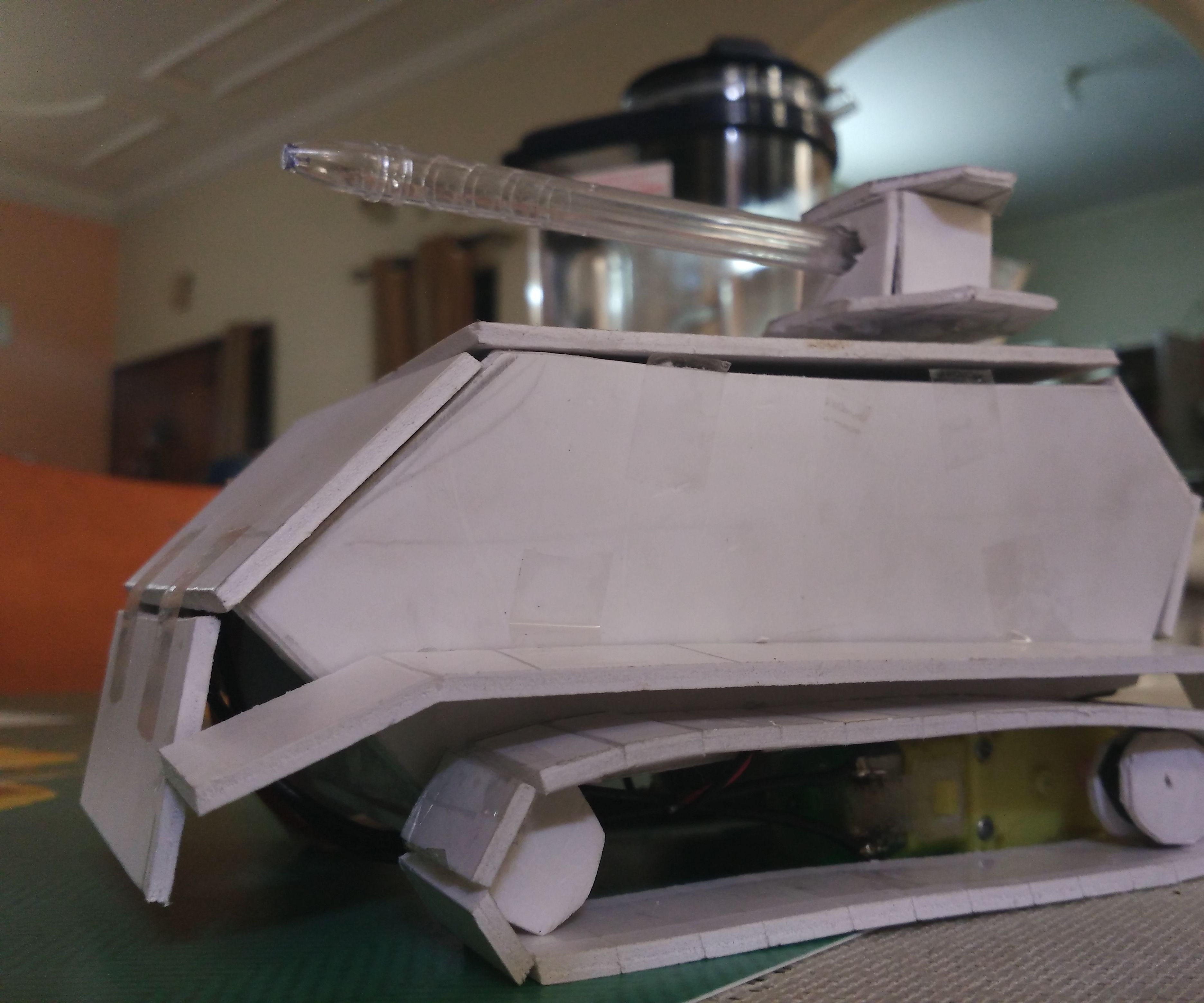 Arduino Battle Tank!