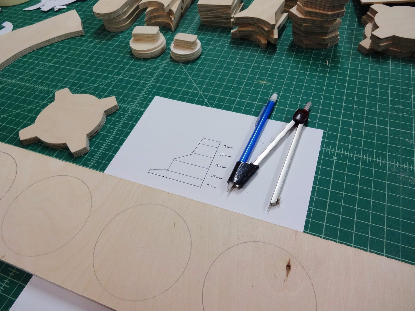 Scroll Saw and Band Saw Time