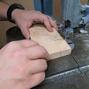 Making Grill Support Pieces - Part B