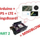 LTE Arduino GPS Tracker + IoT Dashboard (Part 2)