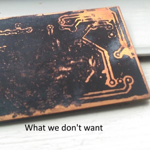 Tips to Great/Quick DIY PCB Etching You'll Love