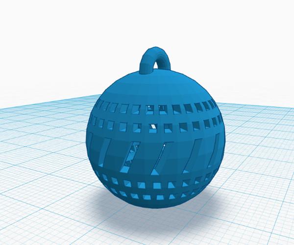 Spherical Ornament