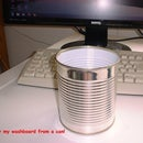 Washboard From a Can