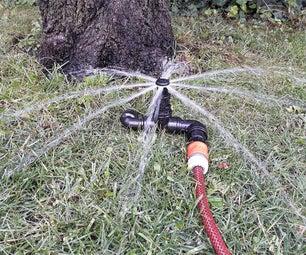 Small Tree, Shrub Irrigation