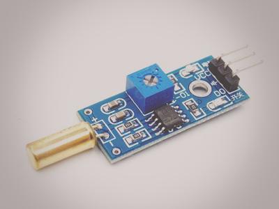 Tilt Sensor (Raspberry Pi)