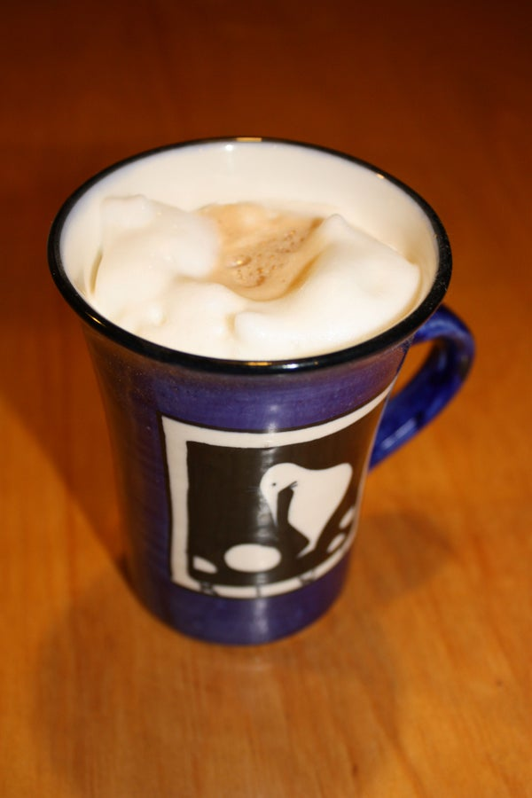 How to Make a Delicious Cup of Hot Chai Latte