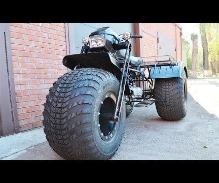 Homemade bike
