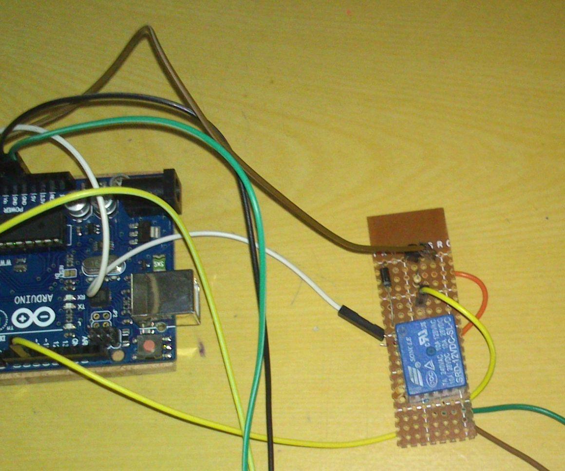 Arduino Relay connectivity