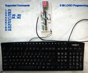 LOGO Emulator Using AVR