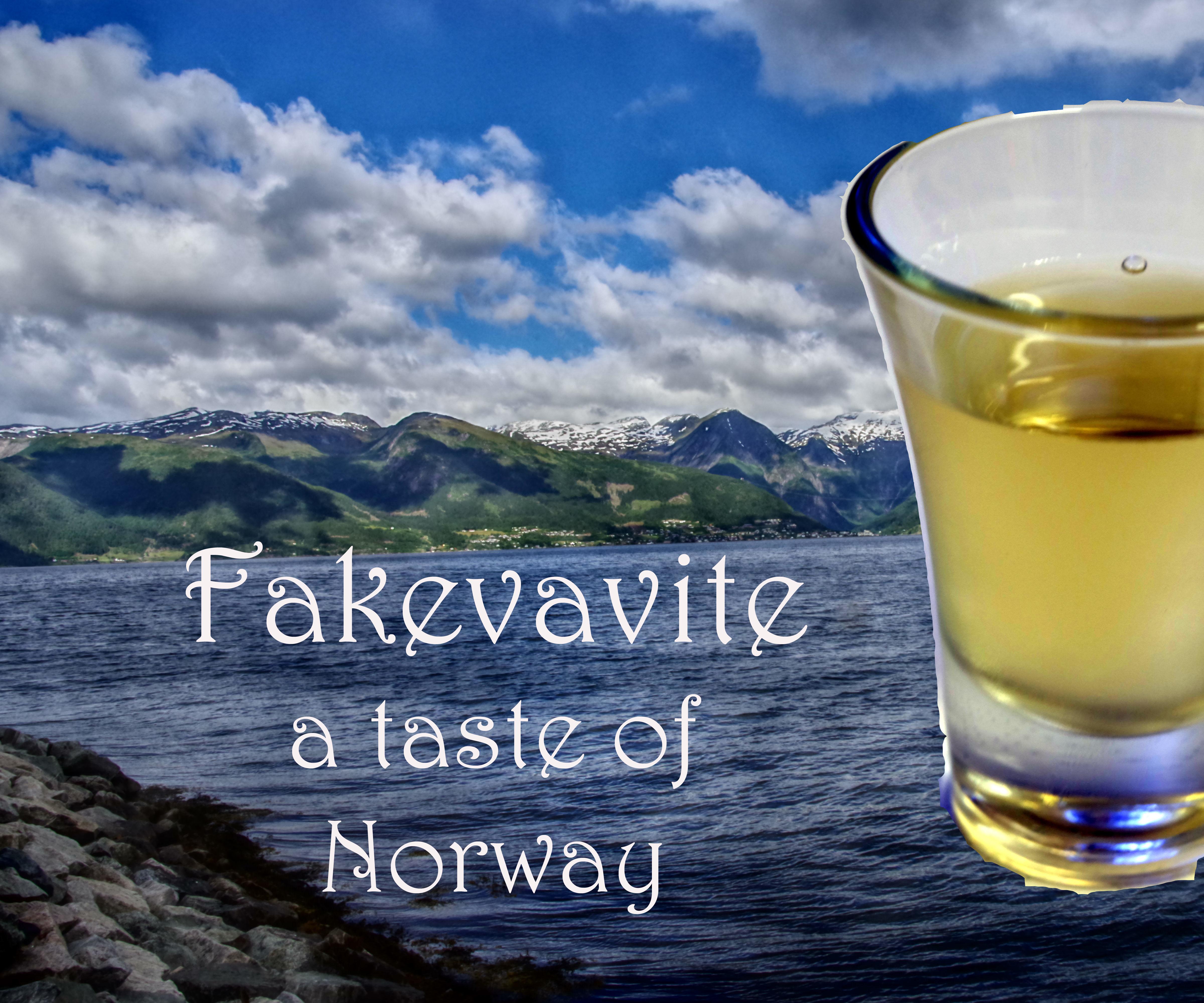 Fakevavite,A Taste of Norway