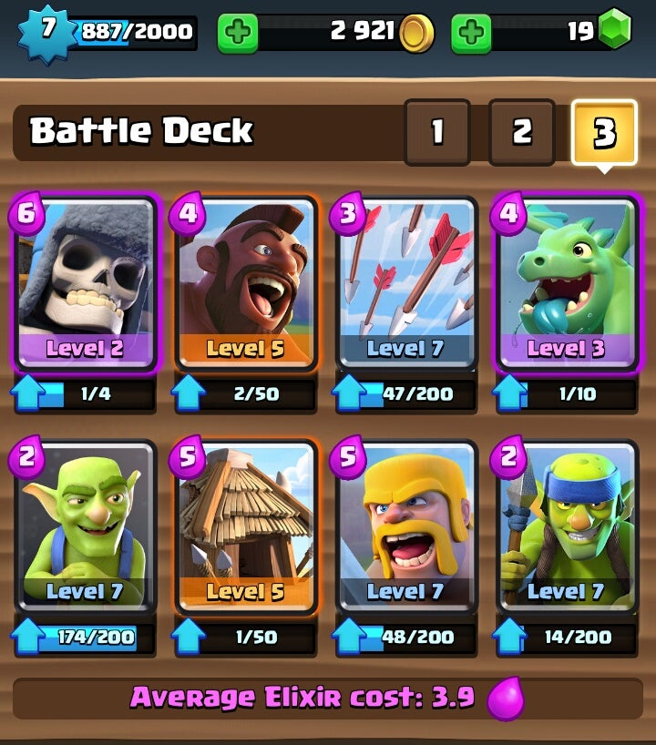 Best Deck Ever In Clash Royale In Depth Guide 11 Steps Instructables