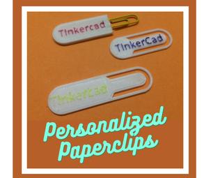 如何使用TinkerCad CodeBlocks制作个性化文件线/书签