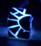 LED Color Changing Desk Cube