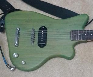 Bamboo Guitar