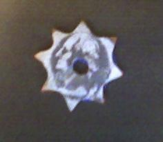 Coin Throwing Star