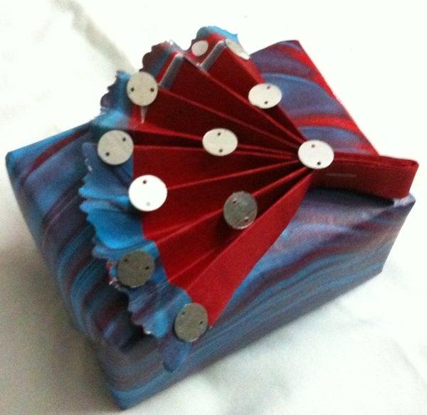 Disco Fan Gift Wrap