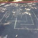 A Simple Meditation Labyrinth