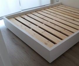 Cama Madera / Wooden Bed