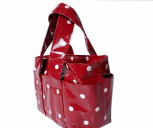 Handbag - (Box Bag) How to Sew Tutorial